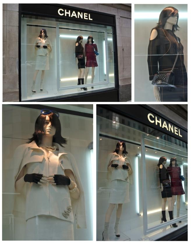 Chanel Boutiquel/Michigan Avenue