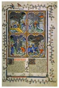 History's Representation Of Quatrefoil