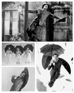 "Gene Kelly/""Singing In The Rain"""