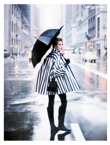 Fashion's Appeal With Accessories Of Style & Function:  The Grand Umbrella