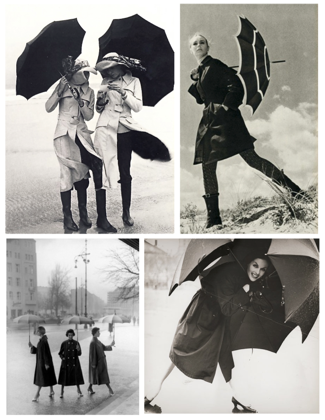 Umbrellas:  Collapsible Protection & Accessory Of Style