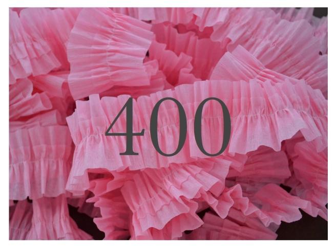 400 Blog Followers:  House Appeal