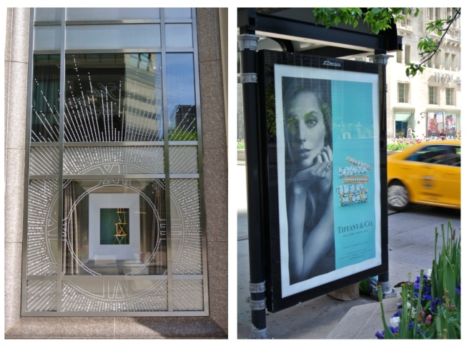 """Tiffany's"" Chicago:  Inspirations On Michigan Avenue"