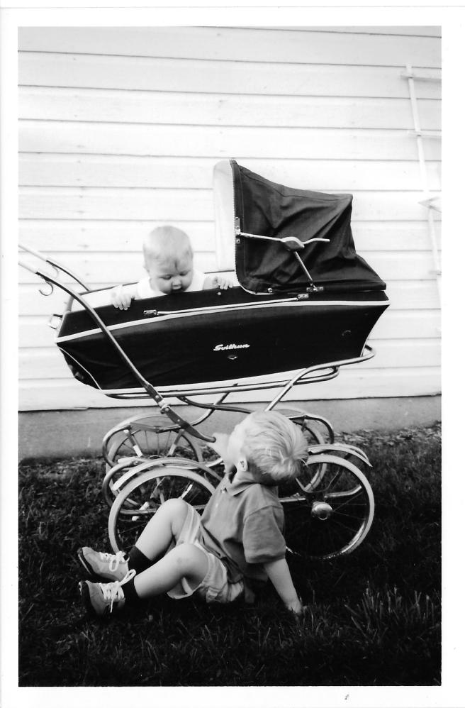 Circa 2003/My Joys Of Motherhood/Thor & Nilsa