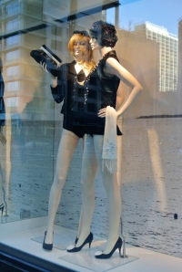 Chanel Boutique/Michigan Avenue Chicago 2012