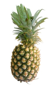 Nature's Delight:  The Pineapple
