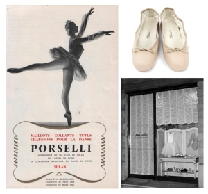 Porselli:  Italian Luxury Of The Iconic Ballet Flats