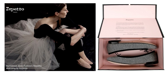 Enduing Appeal:  Repetto's Iconic Ballet Flats