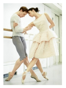 Inspired By The Elegance & Beauty Of Ballet..