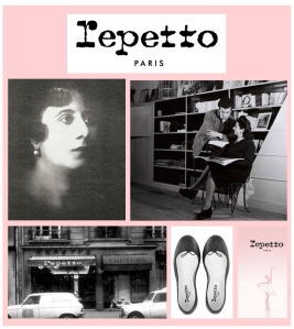 Rosetta Repetto:  The French Introduction Of The Hand-Stitched Ballet Flat