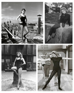 French Ballerina & Actress Brigitte Bardot:  Linked To Repetto's Creation Of Ballet Flats