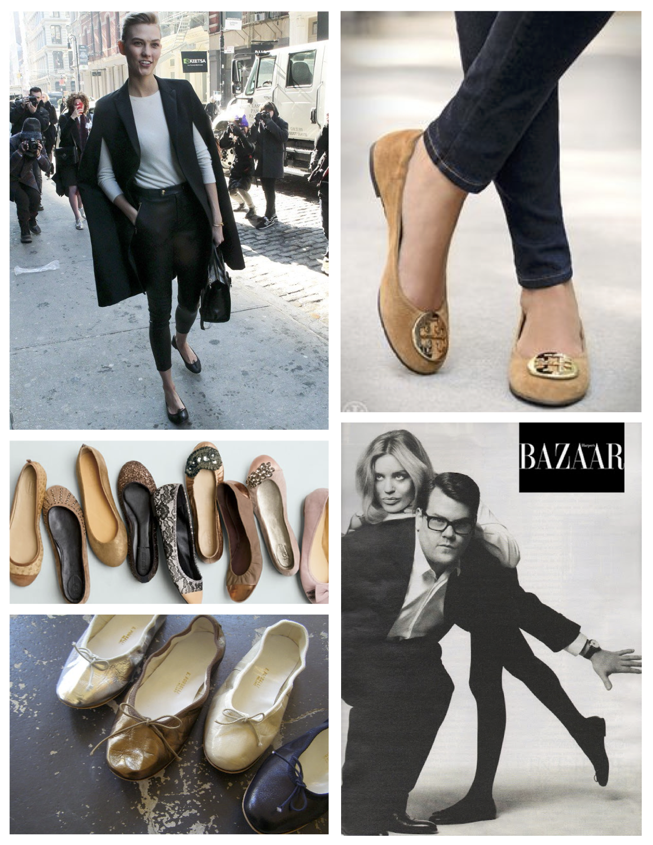 "de7c21b3b56 A Fashion Icon: The Classic & Timeless ""Ballet Flats"" 