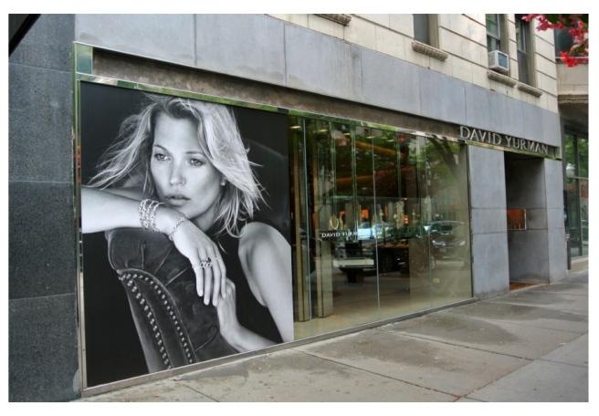 David Yurman:  10 Years Of Kate Moss/Oak Street/Chicago