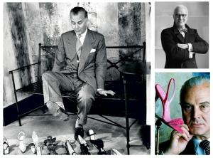 Shoe Designer, Manolo Blahnik