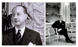 Christian Dior & Roger Vivier