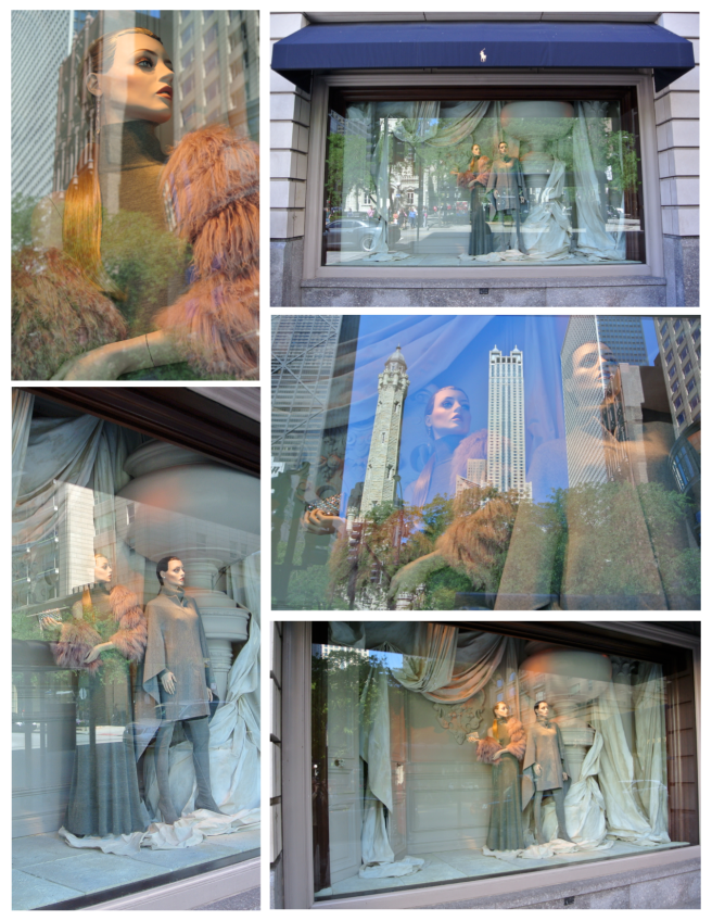 Ralph Lauren's Elegance/Chicago In September