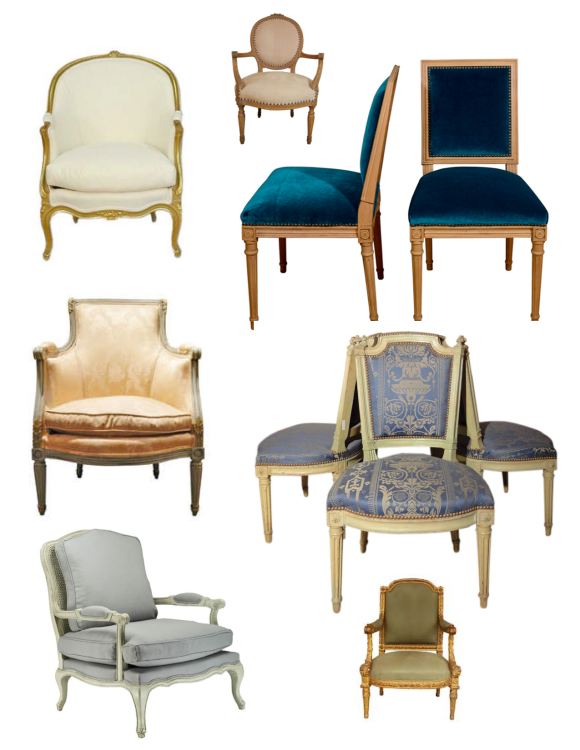 french by royal design the louis fauteuil bergere chair house appeal. Black Bedroom Furniture Sets. Home Design Ideas