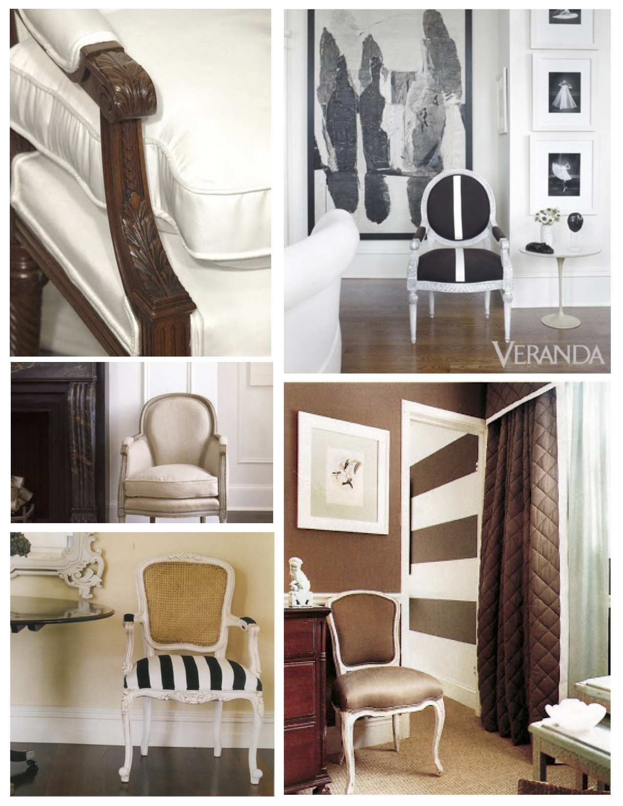 "French By Royal Design: The ""Louis"", ""Fauteuil"" & ""Bergere"" Chair ..."