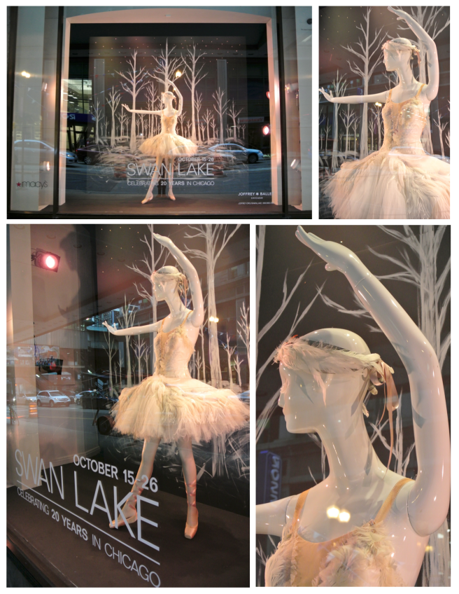 "Joffrey Ballet's 20th Year/ ""Swan Lake""/Chicago 2014"
