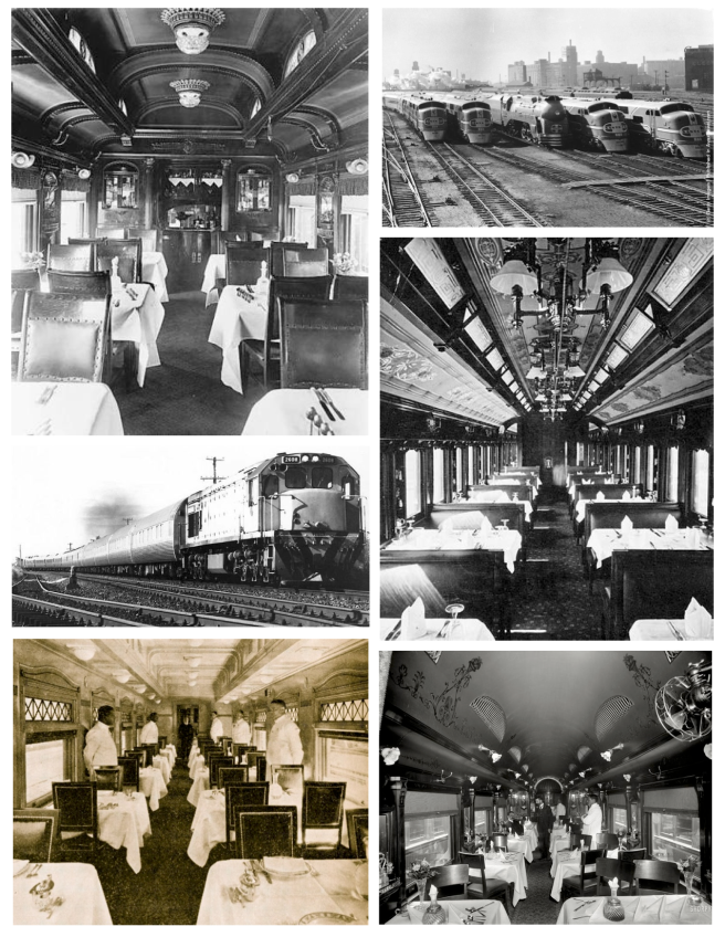 The World Of Elegant Train Travel