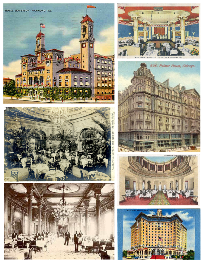 Grand Historic Hotels & The World Of Grand Dining