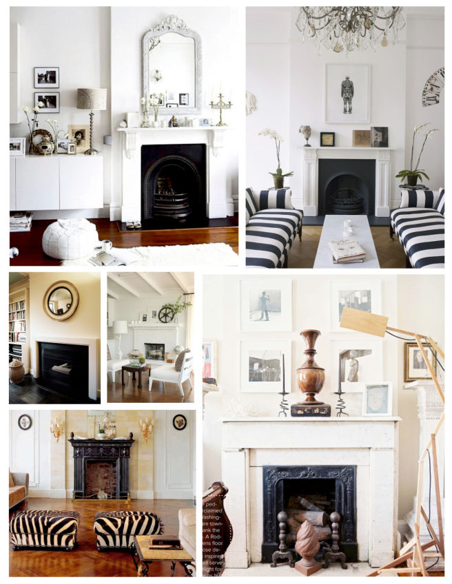 Distinctive Appeal Of Form & Function Within The Interior: The Fireplace