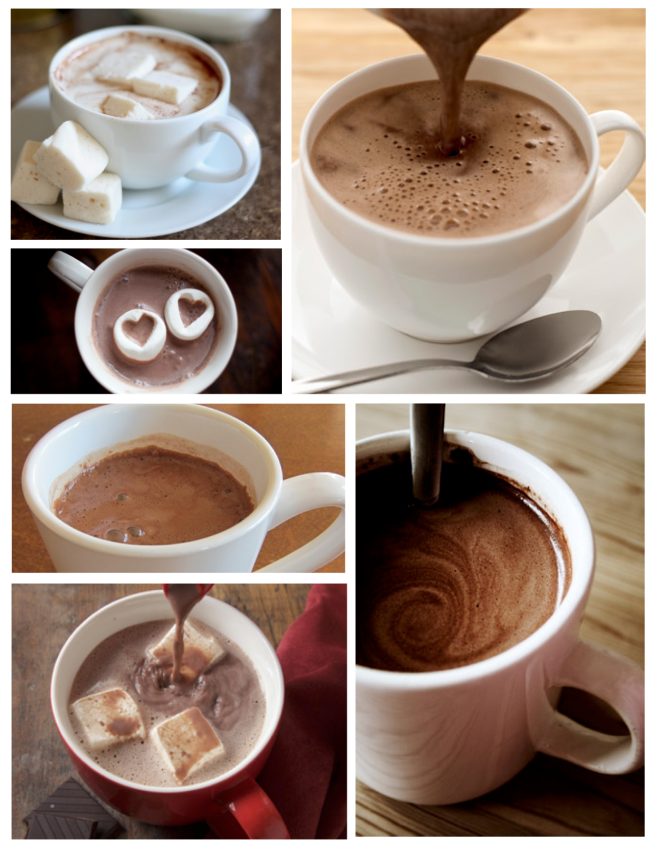 Sweet Warmth:  Hot Chocolate