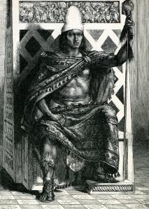 Aztec Emperor Montezuma II