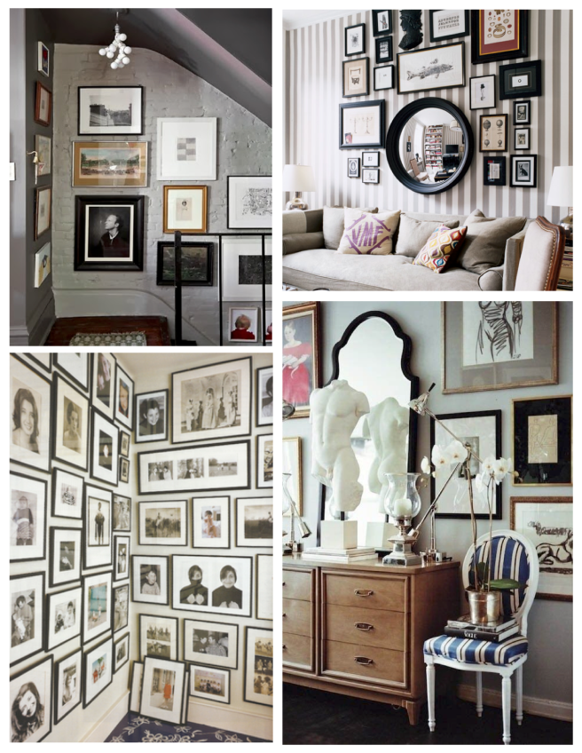 Layers Of Art:  The Interior Decoration Of Artwork