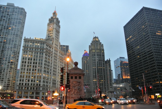 The Magnificent City Of Chicago