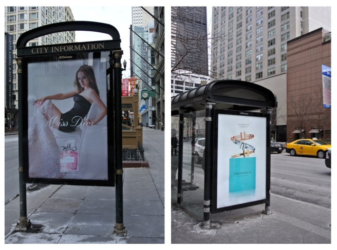 Fashion Marketing On The City Streets Of Chicago