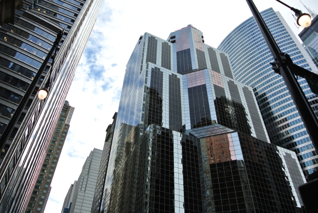 Chicago:  Towering Architectural Delights To Frame Our View
