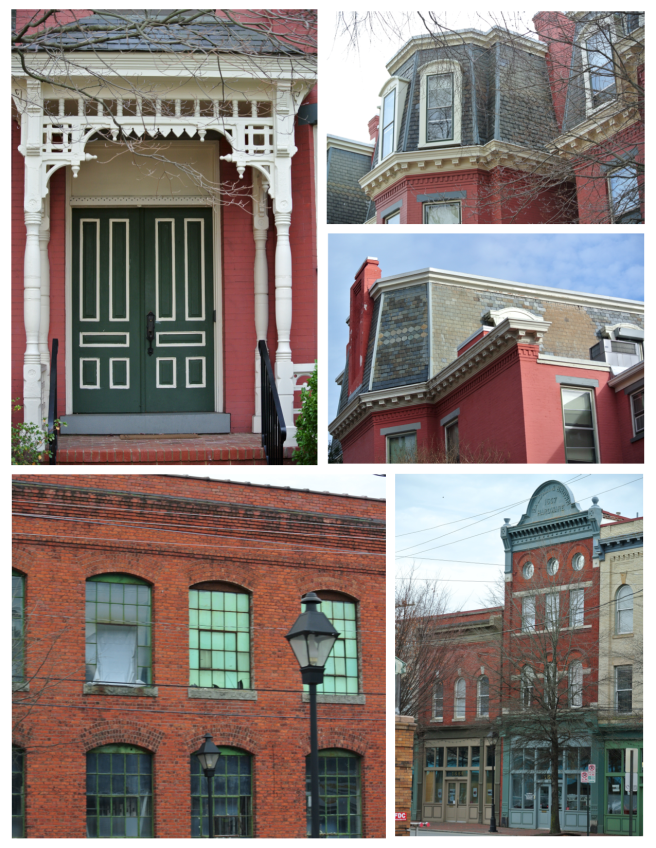 Architectural Delights Within A Southern City:  Richmond, Virginia
