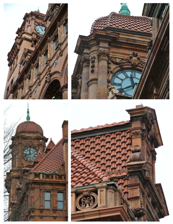 """Main Street Station"", Richmond Virginia:  An Architectural Jewel In Brick, Stone & Terracotta"