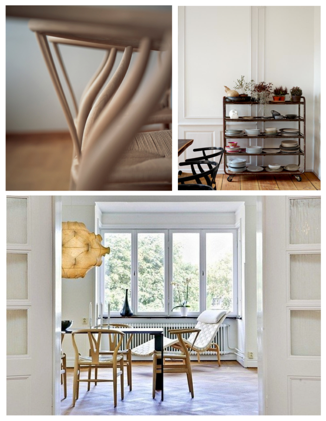 """The """"Wishbone Chair"""":  Striking From All Angles"""