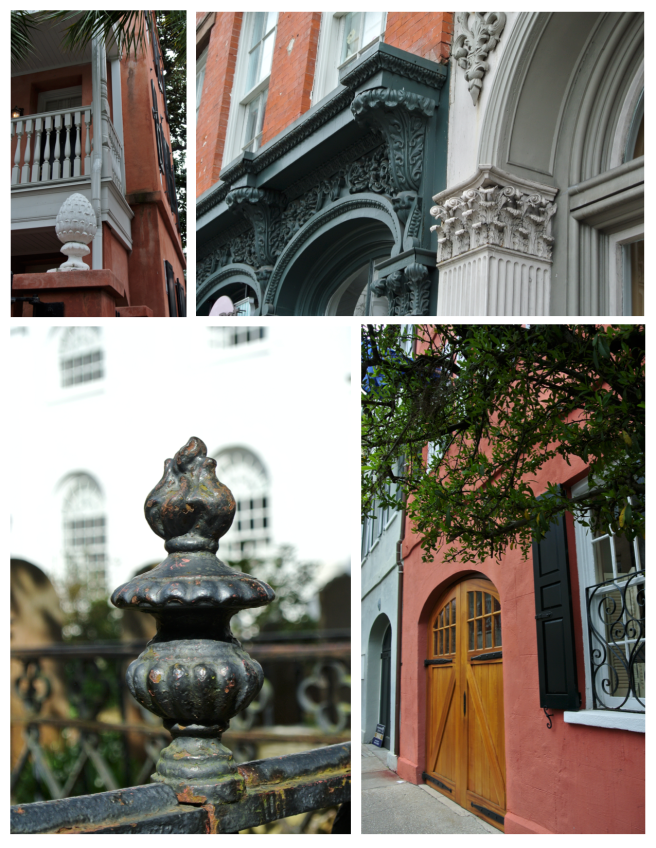 Architecture & Elements Of Historical Distinction:  Charleston, South Carolina