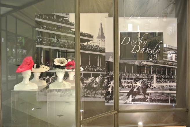 Merchandising Windows Of Chicago:  The Derby