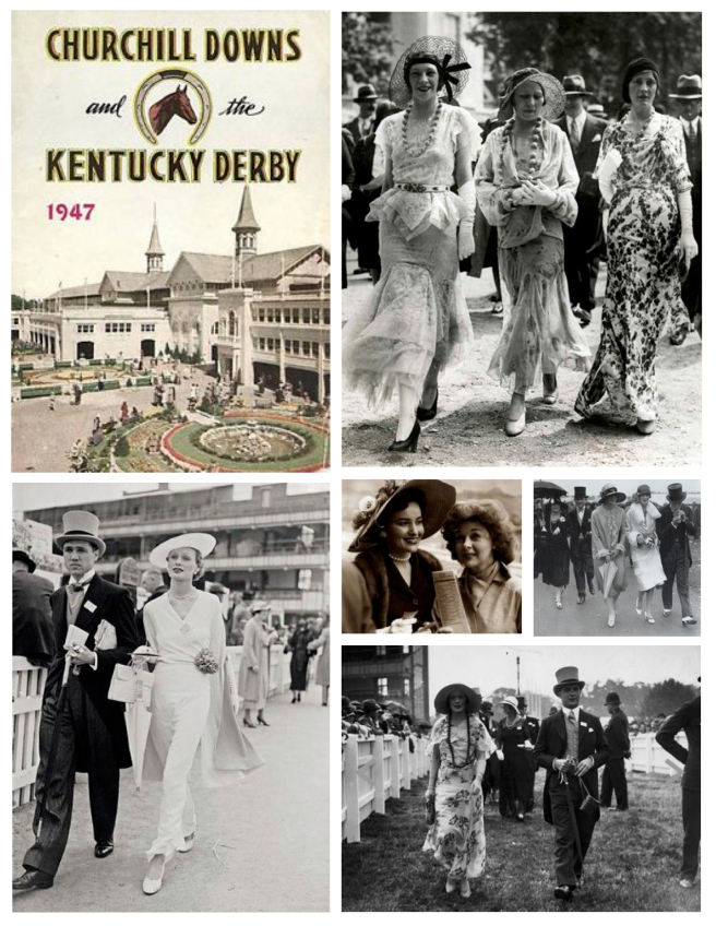 At The Races:  The Iconic Kentucky Derby