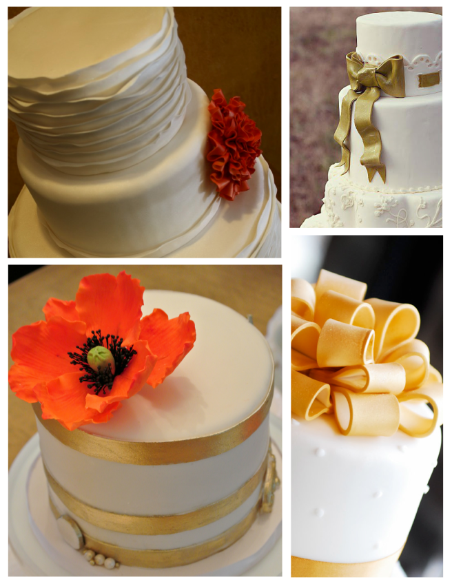 Decorated Elegance:  The Artistry Of Embellishment With Fondant Cakes