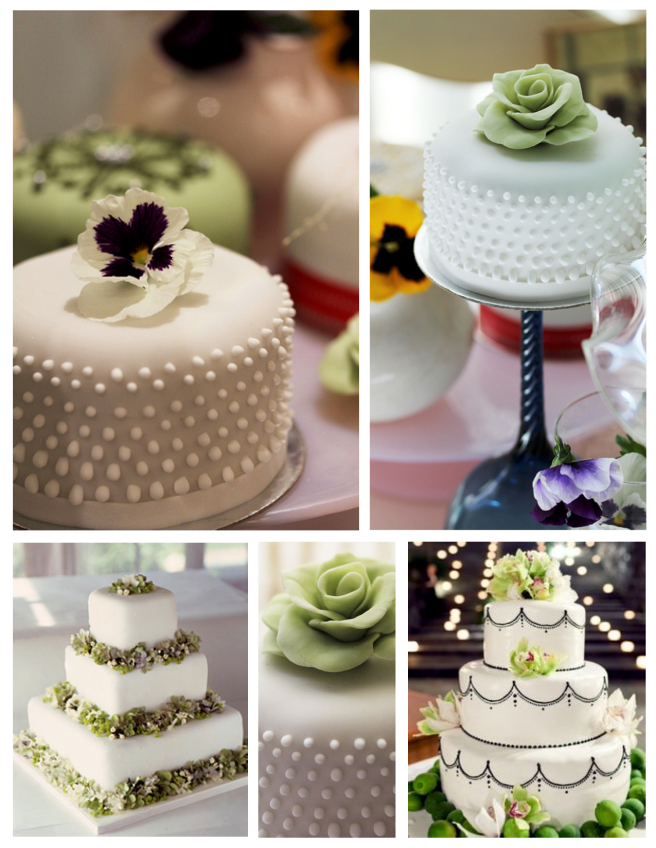 Fondant Cakes:  Masterpieces In Sugar