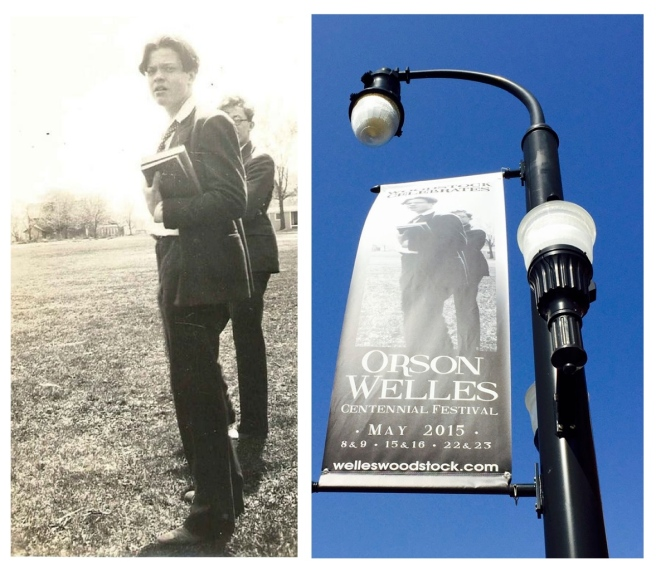 Woodstock, Illinois:  Centennial Celebration Of Orson Welles/ 2015