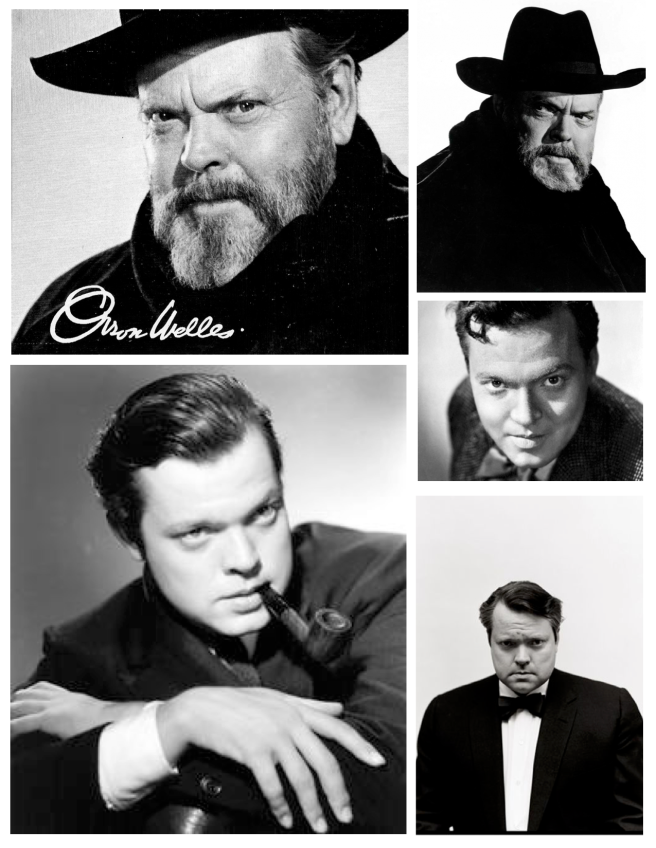 An Icon In Film & Directing:  The Amazing Orson Welles