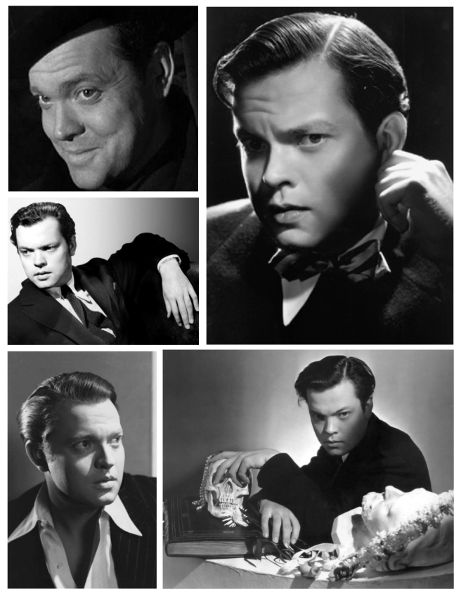 The Incomparable Orson Welles