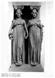 Caryatids/Macy's/New York/ 34th Street