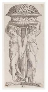 Female Forms Of Caryatid Reprentation