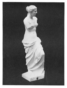 Female Form Of Greek Mythology:  Aphrodite