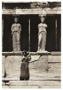 Caryatids & Modern Dance Icon Isadora Duncan (1877-1927)