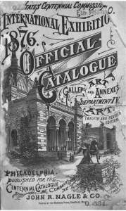 Centennial Exhibition 1876/United States