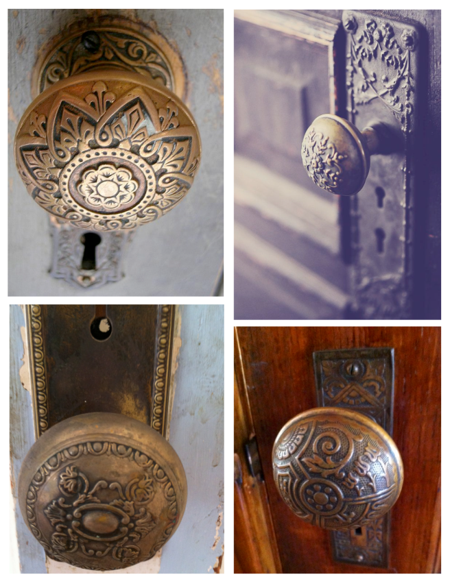 Elements Of Distinction:  The Vintage Door Knob