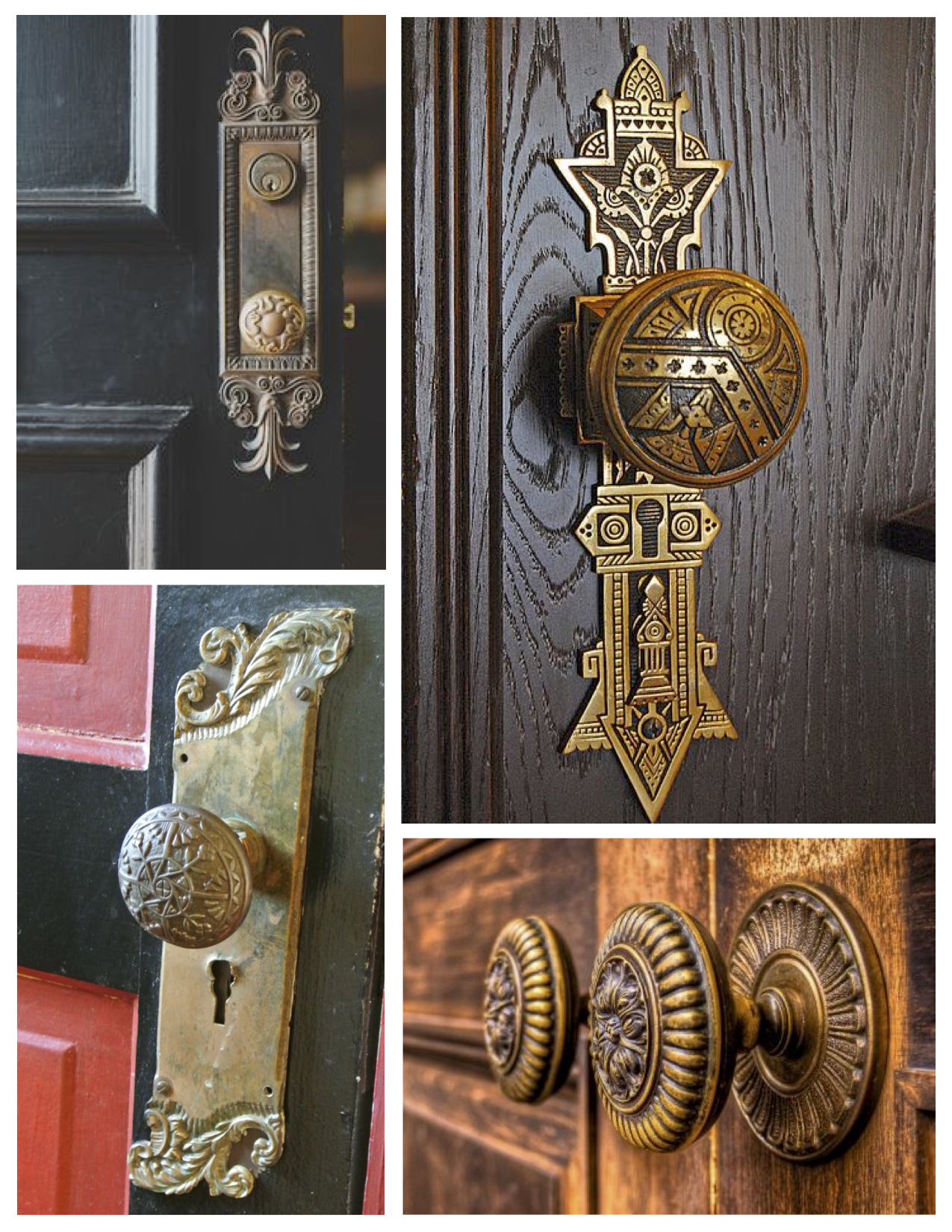 Form & Function Of Architectural Features: The Artistry Of Vintage ...